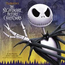 Nightmare Before Christmas Bedroom Design by Tim Burton U0027s The Nightmare Before Christmas 2016 Calendar Free