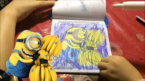 Minions Magic Ink Coloring Book
