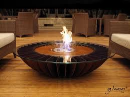 glammfire cosmo bioethanol feuertisch bei mcs design