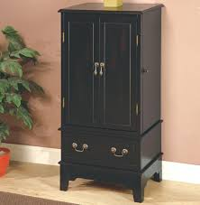 Black Wood Jewelry Armoire - Steal-A-Sofa Furniture Outlet Los ... Black Armoire Closet Abolishrmcom Top Jewelry Armoire Black Options Reviews World Dressers Dresser Target White With Mirror Kitchen Adorable Espresso Wardrobe Narrow Painted Distressed Tv Cabinetarmoire Country Style Accents Venetian Worldwide Gabrielle Rubbed Through Armoires Cheap Storage Fniture By Mirrored Bedroom Ikea Decorating Wonderful Wooden Standing In Shop At Lowescom Amazoncom Best Choice Products Cabinet Bedroom Fniture Design Ideas 72018 Wood Stealasofa Outlet Los