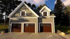100 The Garage Loft Apartments Craftsman Style Plan Tomczak