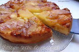 recette dessert aux pommes gâteau tatin de pommes recettes voyageuses de barbara