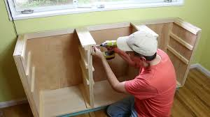 Sewing Cabinet Plans Build by How To Build Base Cabinets Woodworking For Mere Mortals