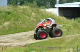 Monster Truck Smart Car. [VIDEO] Latrax Desert Prunner 4wd 118 Scale Rc Truck Blue Cars Would You Pay 1 Million For A Stretched Ford Excursion Monster Zd Racing 9106s Car Red Smart With One Wheel Pictures Buy Picks Dirt Drift Waterproof Remote Controlled Rock Crawler Shop Remo 1621 116 50kmh 24g Brushed New Monster Truck 24 Ghz Off Road Remote Control Kids First News Blog Archive Trucks Fun Adventurous Epic Bugatti 4x4 Offroad Adventure Mudding And A Small And The Rude Stock Photo Picture Lamborghini