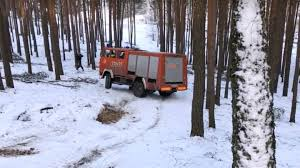 100 You Tube Fire Truck Goes OffRoading Miraculously Avoids Crashing The Drive