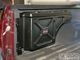 Pickup Bed Tool Boxes by Creative Truck Bed Tool Boxes