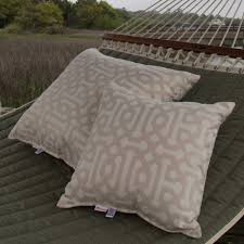 Outdoor Furniture Cushions Sunbrella Fabric by Fretwork Flax Sunbrella Outdoor Throw Pillows On Sale