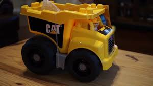 Mega Bloks CAT Dump Truck Toy For Toddlers And Kids - YouTube Buy Mega Bloks Cat Large Vehicle Dump Truck In Cheap Price On 3 In 1 Ride On Man Christmas 27pc Cat Toy Set Stage Stores 12 Bsp Amazoncom Caterpillar Constructor Toys Games Lil Cnd88 From 2349 Nextag Mb Truck Platform Bx9 Factcool Bloks Push Along And Sitride Toy Articulated Trade Me