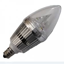 12v low voltage 5w led candelabra torpedo dimmable bulbs bright