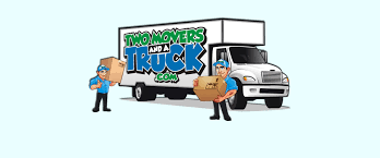 Two Movers And A Truck – – Two Men And A Truck For Hire