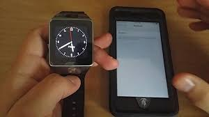 Does The DZ09 Smartwatch Work With iPhone 6