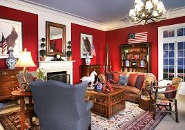 Primitive Living Room Furniture by Colonial Primitive Living Room Houzz