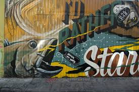 Clarion Alley Mural Project by The Mission San Francisco Slices Of America