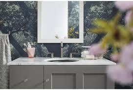 Kohler Stillness Faucet Wall Mount by Faucet Com K 942 4 Cp In Polished Chrome By Kohler