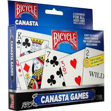 Canasta Card And Board Games
