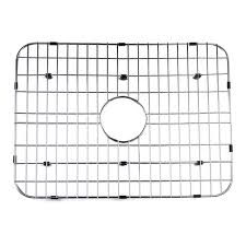 Kitchen Sink Grid Stainless Steel by Vigo Vgg1618 Universal Stainless Steel Basin Racks Amp Sink Grids