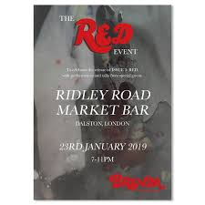 Brenda Magazine Red Event Issue Launch Jacksons Art Blog
