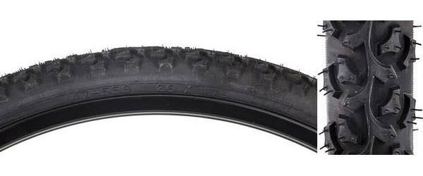 Sunlite Bicycle Kenda K831 Alpha Bite Trail Tire - Black