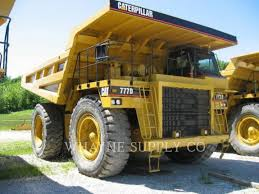 100 Cat Mining Trucks Whayne Walker New 797F Truck For Sale Whayne Walker