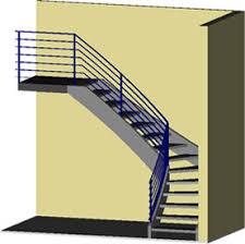 calcul marche escalier quart tournant 12 escalier balance