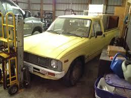 Drew McCloud's 1980 Toyota Pickup On Wheelwell