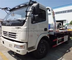 Used Wreckers Flatbed Tow Truck For Sale Philippines - Buy Flatbed ...