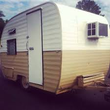 Vintage Travel Trailers For Sale 1963 13 Mobile Scout Exterior