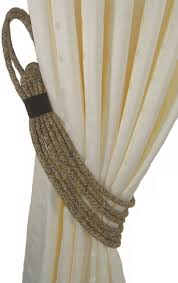 Kenney Magnetic Window Curtain Rods by Best 25 Brown Curtain Holdbacks And Tiebacks Ideas On Pinterest