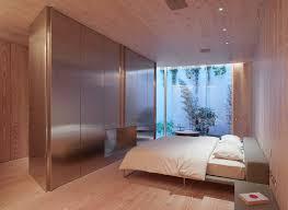 minimalistisches schlafzimmer mit bild kaufen 12625289