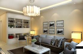 modern and cozy living room lights ideas with ceiling