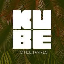 102 Hotel Kube Paris Home Facebook