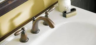 the difference between rubbed bronze bathroom faucets and oil