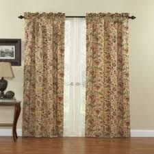 linden street twill thermal rod pocket back tab curtain panel