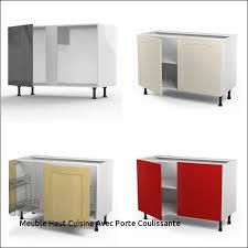 meuble haut cuisine pas cher meuble haut cuisine avec porte coulissante loverossia com