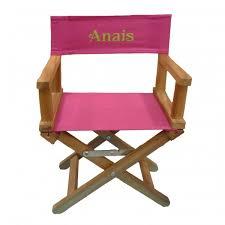 siege metteur en chaise enfant personnalisée