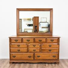 Drexel Heritage Dresser Mirror by This