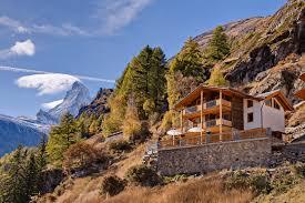 100 Chalet Zen Zermatt Gemini Book Online Switzerland