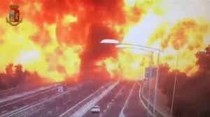 3 Killed, Dozens Injured In Bologna Tanker Explosion - CNN Video Five Die In Ondo Tanker Explosion 3 Dead After Truck Crashes And Explodes Smyth County Tanker Sending Deadly Fireball Across Italy Motorway Oil Tanker Fire Wasatch Fire Why Cant I Find Any European Scs Software Truck Explosion Three Dead 60 Injured After Collapses Fiery Crash Shuts Down I94 Near Troitdearborn Gnville The Daily Gazette Of A On The Highway Montreal Canada Full 2 Men Fuel Kivitvcom Boise Id 105 Freeway Kills Two People Nbc