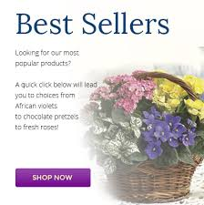 Best Selling Flowers And Gifts Square Banner