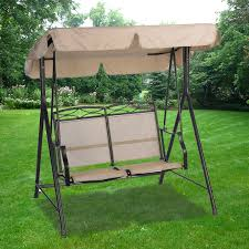 replacement canopy for living accents 2 person swing garden winds