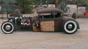 1951 Chevy Truck Rat Rod Unique - Chevy Trucks
