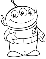 Fashion For Toy Story Hamm Coloring Pages
