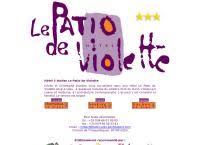 le patio de violette uzès chemin de trinquelaïgues 04 66 01 09