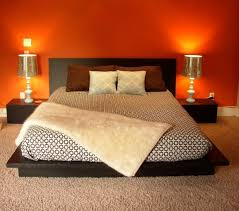 Best 25 Orange Bedroom Decor Ideas On Pinterest