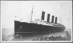 Lusitania Sinks In Real Time by 30 April 2015 First World War Hidden History