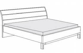 wiemann loft futonbett kopfteil mit querleisten