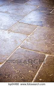 Stock Photography Of Rustic Stone Floor Lop04460