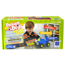 100 Monster Truck Toys For Kids Design And Drill Power Play Vehicles