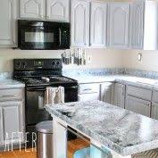 giani white diamond countertop this cabinet look can be