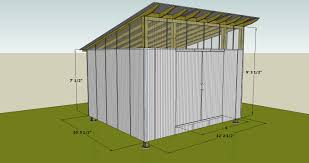 10x12 Gambrel Storage Shed Plans by Jank This Is Cheapest Way To Build A Shed Base
